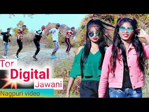 Tor Digital Jawani😍 New Nagpuri Sadri Dance Video 2020♥️ Santosh Daswali😎 BSB Crew