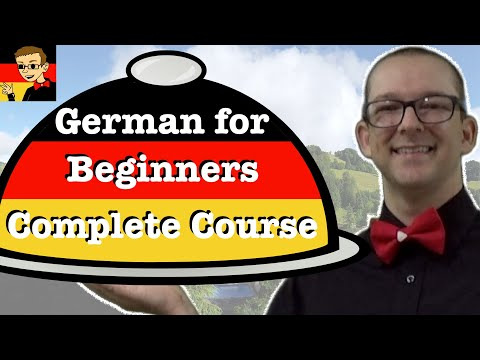 Learn German for Beginners Complete A1 German Course with Herr ...