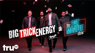 Big Trick Energy - Magicians Prank Pat McAfee (Clip) | truTV