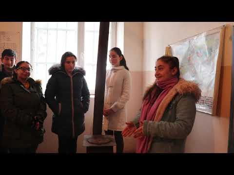 Ցուրտ դասասենյակներում տաք ապագա գծագրող Չորաթանի աշակերտները