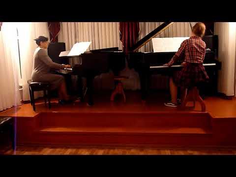 Фортепианный дуэт: Пономарева Анжела Николаевна и Кузякина Ирина Михайловна