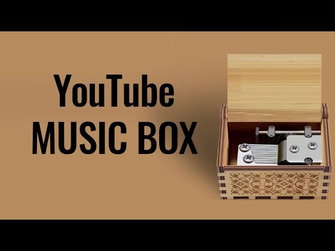 YouTube Music Box - Play on YouTube with computer keyboard