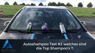 Autoshampoo Test #2 Bouncer's Slick Mick /Meguiars NXT Car Wash und Koch Chemie Nano Magic Shampoo