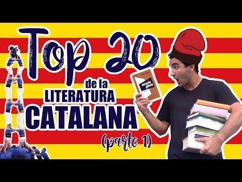 Los 20 IMPRESCINDIBLES de la literatura CATALANA (parte 1)