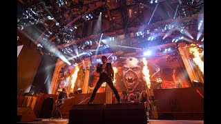 Iron Maiden 2019 Live Full Concert HD 4K Legacy Of The Beast Tour Hartford CT  8 3 2019