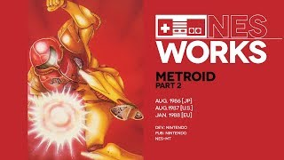 Metroid retrospective (part 2): Galaxy brain | NES Works #048, Pt. 2