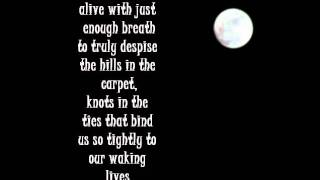 Under A Paper Moon-All Time Low ~WITH LYRICS ON SCREEN~