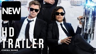 OFFICIAL MEN IN BLACK INTERNATIONAL TRAILER (HD) FULL