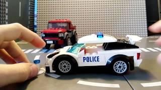 Lego Преследование полиции (60128)