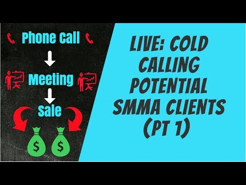 How to Cold Call Social Media Marketing Clients in 2018 (SCRIPT