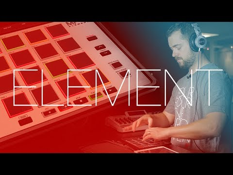 MPC Element — iMPC Pro Log