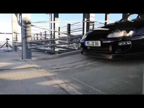 That was close - Supra MKIV