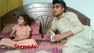 Dhamki L Pashto Funny Video L Sarmads L 2016