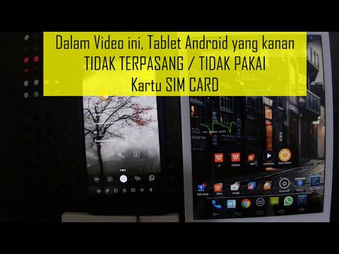 Video Cara Termudah Install WhatsApp Tanpa Kartu SIM CARD
