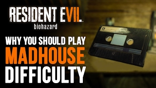 Why Madhouse Difficulty Is Cooler Than You Think   Resident Evil 7