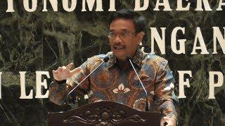 Silaturahmi dengan Dirjen Otda dan Pimpinan DPRD DKI Jakarta Djarot Mohon Maaf