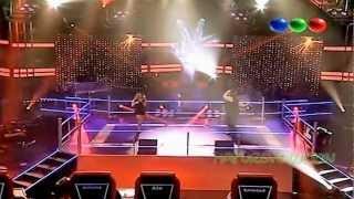 La voz Argentina - Batalla entre Jesica Mina y Jordana Battaglia / Falsas esperanzas
