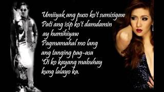 Umiiyak Ang Puso - Angeline Quinto Karaoke with Lyrics HD