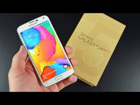 Samsung Galaxy S5 Prime LTE-A: Unboxing & Review
