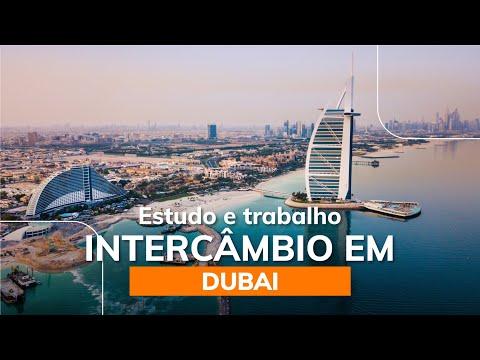 ES Dubai   Estudo e Trabalho