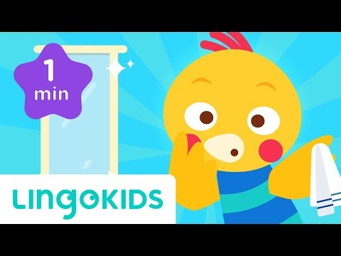 Clean Up Song for Kids - Tidying up! - Lingokids - School Readiness in English