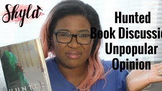 Hunted Book Discussion