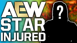 AEW Star Injured | Two WWE Legends Announced For Upcoming Raw