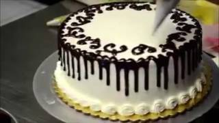 Como Decorar Una Tarta En 3 Minutos