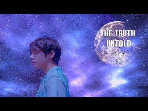 BTS (방탄소년단) - THE TRUTH UNTOLD (전하지 못한 진심) (feat. Steve Aoki) [8D USE HEADPHONE] 🎧
