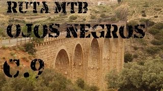 preview picture of video 'Ruta mtb Ojos negros  (Caudiel - Valencia)'