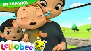 Canten juntos Las ruedas del autobús | Canciones Para Niños | Little Baby Bum | Aventurero