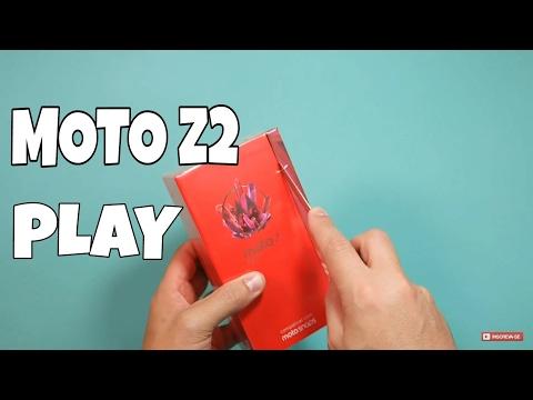 Moto Z2 Play – Unboxing e primeiras impressões