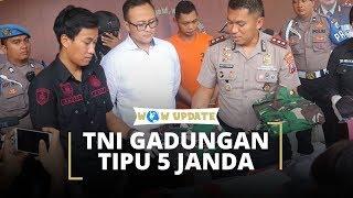 Mengaku TNI AL, Seorang Kuli Menipu Lima Janda di Aplikasi Pencari Jodoh