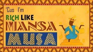 Mansa Musa - Griot B (Official Lyric Video)