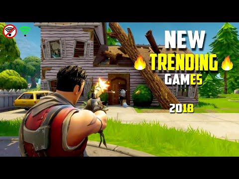 Top 10 New|Trending Games For Android|2018