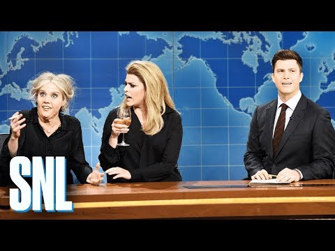 Weekend Update: Brigitte Bardot and Catherine Deneuve - SNL