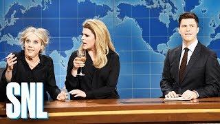 Weekend Update: Brigitte Bardot And Catherine Deneuve - SNL