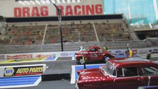 Slot Car Drag Racing Worlds Best
