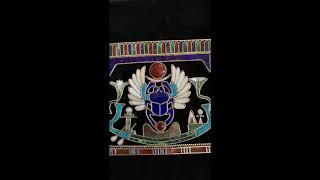 Pectoral Pendant Recreation - Ancient Egyptian Jewelry