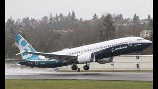 KNKT: Boeing Revisi Manual Penggunaan Pesawat Boeing 737 Seri Max