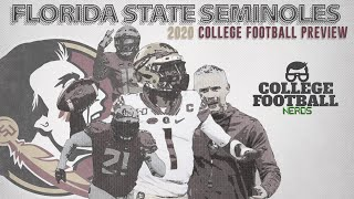 Florida State Seminoles 2020 College Football Preview - Mike Norvell Era Begins