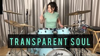 Willow Smith - Transparent Soul feat. Travis Barker - Drum Cover