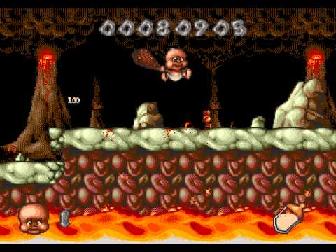 [TAS] Genesis Chuck Rock II: Son of Chuck (USA) by Truncated in 17:58,42