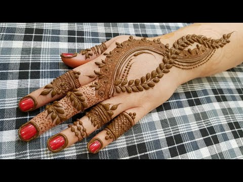 Dubai Henna Design 14 Heena Vahid Youtube Download