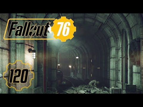 FALLOUT 76 gameplay pt  23 - Big Bend Tunnel  - смотреть