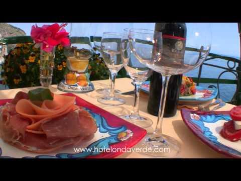 Video Hotel Onda Verde, Praiano - Amalfi Coast