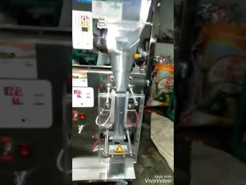 Granule Automatic Packaging Machine (Three Side Sealing)