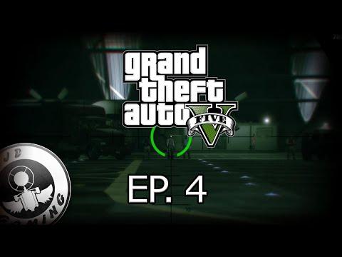 [CZ-LP] GTA V Online #4 - Jednoduché vydělávání peněz a pokus o elite challenge