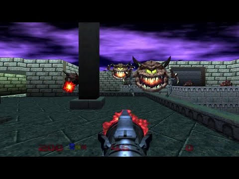 DOOM 64 - Official Announce Trailer