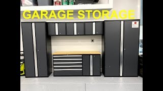 UNBOX & INSTALL Newage Bold 3.0 Garage Cabinets